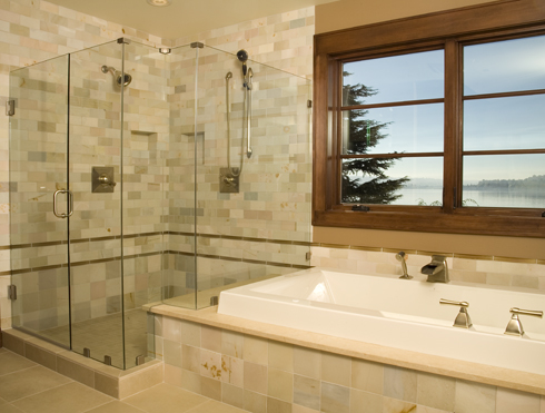 Vigo Totaly Frameless Bathtub Sliding Doors | Overstock.com